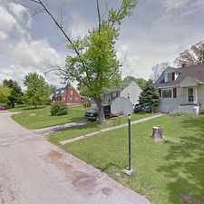 Rental info for Single Family Home Home in Harrodsburg for For Sale By Owner