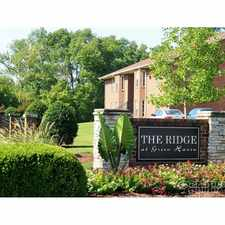Rental info for The Ridge at Green Haven