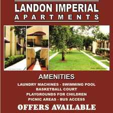 Rental info for Landon Imperial Apartments in the Spring Park area