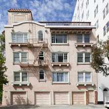 Rental info for 621 STOCKTON Apartments in the San Francisco area
