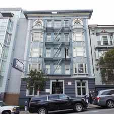 Rental info for 735 TAYLOR Apartments in the San Francisco area