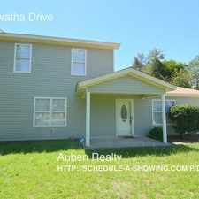 Rental info for 2316 Hiwatha Drive