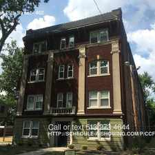 Rental info for 1944 East 75th Street in the Hough area