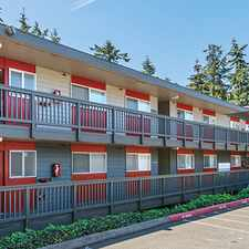 Rental info for The Hanover Apartment Homes in the SeaTac area