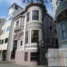 Rental info for 265 Dolores Street in the Duboce Triangle area