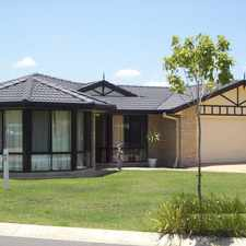 Rental info for *** APPLICATION NOW APPROVED *** SPACIOUS LOWSET HOME 4 BED. 2 BATH. DBL LUG OXLEY RIDGE