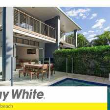 Rental info for 3 Bedroom Villa + Study Nook In Buds Beach!!! in the Surfers Paradise area