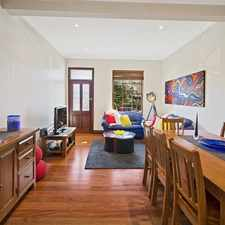 Rental info for Deposit Taken. Inspection Cancelled. Two Bedroom Classic Terrace Located In Heart of Newtown in the Sydney area