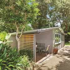 Rental info for **Application Approved and Holding Deposit Received ** in the Wahroonga area
