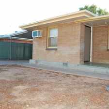 Rental info for Three bedroom with great shedding in the Port Augusta area