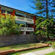 Rental info for Top Floor Security Unit in the Kingsgrove area
