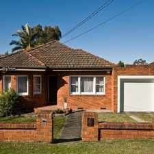 Rental info for Solid & spacious in a stand out position
