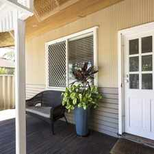 Rental info for DELIGHTFUL WILLAGEE COTTAGE................... in the Willagee area