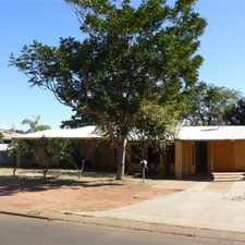 Rental info for 4 bedroom home with many features! in the Karratha area