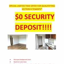 Rental info for No Sec. Deposit for Qualifying Sec. 8 Tenants! ALL Utilities Included! Newly Refurbished, Well Maintained, Clean and Affordable 1 Bedroom with