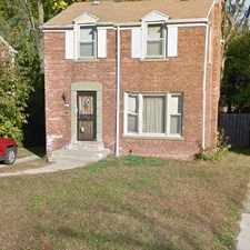 Rental info for *** BEAUTIFUL 3 BEDROOM HOUSE - READY NOW FOR RENT@ 98TH CALHOUN *** in the South Deering area