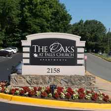 Rental info for The Oaks at Falls Church