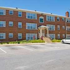 Rental info for Marlow Heights Apartments in the Camp Springs area