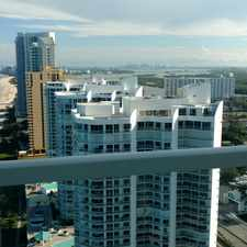 Rental info for Collins Ave & NE 163rd St in the Sunny Isles Beach area
