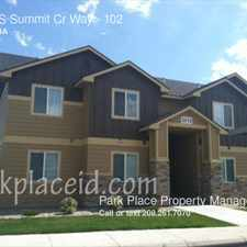 Rental info for 5678 S Summit Cr Way