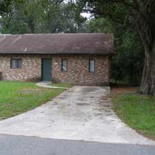 Rental info for LARGE 1 STORY 3/1 DUPLEX OFF FIRESTONE RD. NORTH OF WILSON BLVD. in the Hyde Park area