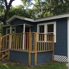 Rental info for !! Non Section 8 !! Fully Renovated 3/2, New appliances, Ceiling Fans and more......... in the North Tampa area