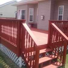 Rental info for 1500ft2 - 3 Bedroom 2 Bath SFH hide this posting restore this posting