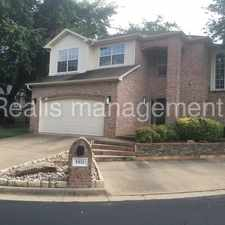 Rental info for Amazing South Tulsa Home! in the Minshall Park area
