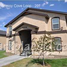 Rental info for 11093 W Brassy Cove Loop in the Nampa area