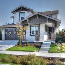 Rental info for 1471 Morning Glory Circle
