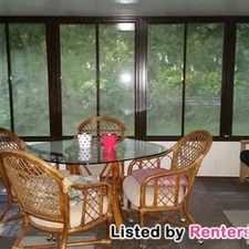 Rental info for 3 bedroom lower level duplex with 3 season sun...