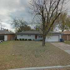 Rental info for Single Family Home Home in Tulsa for For Sale By Owner