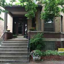 Rental info for N Hoyne Ave & W Cullom Ave
