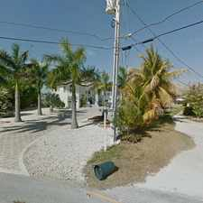 Rental info for Single Family Home Home in Key colony beach for For Sale By Owner