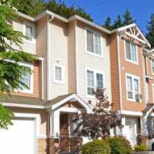 Rental info for Langara in the Issaquah area