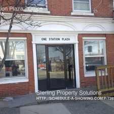 Rental info for 1 Station Plaza