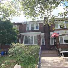 Rental info for 4022 Robbins Street
