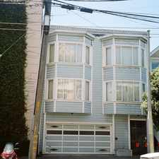 Rental info for 2467 Sutter Street in the Lower Pacific Heights area