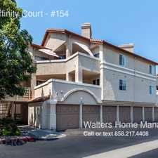 Rental info for 11325 Affinity Court