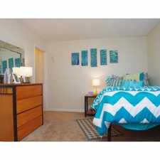 Rental info for University Village (Riverwalk II)