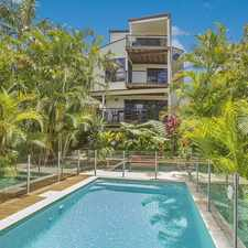 Rental info for RESORT STYLE HOME IN COOLANGATTA in the Coolangatta area
