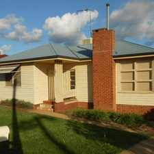 Rental info for Great Value Home in the Wagga Wagga area
