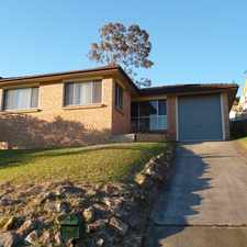 Rental info for What A View! With Lawns & Gardens Included in the Wollongong area