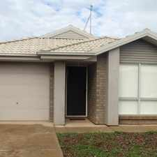 Rental info for Near new 3 bedroom home LEASE PENDING in the Adelaide area
