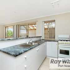 Rental info for Family home location. in the Noarlunga Downs area