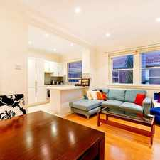 Rental info for RENOVATED ART DECO! in the North Bondi area