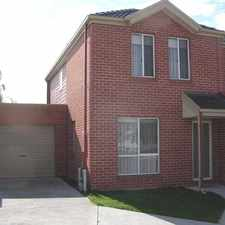 Rental info for Two Storey Townhouse in Great Court Location! in the Ballarat area