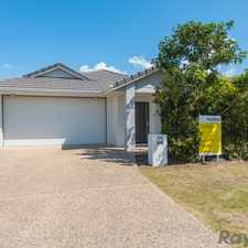 Rental info for Modern low set home in North Lakes