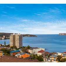 Rental info for FAIRLIGHT'S BEST! LUXURY EXECUTIVE STYLE APARTMENT WITH BREATHTAKING WATER VIEWS