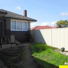 Rental info for CUTE COTTAGE HOME IN CUL-DE-SAC LOCATION in the Perth area
